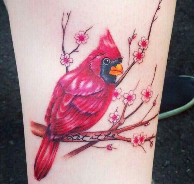 Best 25 Cardnial Tattoo Ideas On Pinterest Small Ideas And Designs