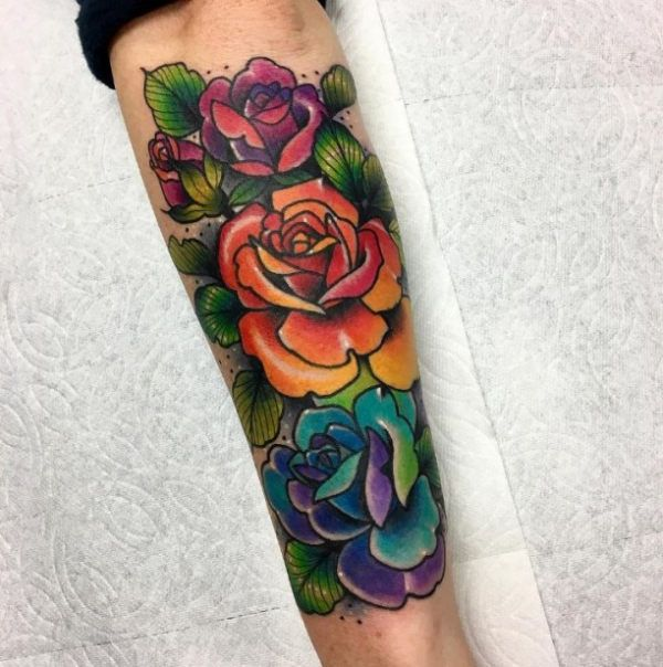 Best 25 Thigh Piece Ideas Only On Pinterest Rose Rib Ideas And Designs