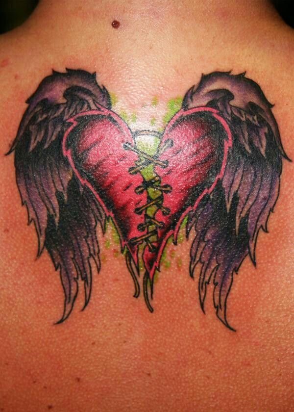 22 Best 2 Hearts Together Tattoo Images On Pinterest Ideas And Designs