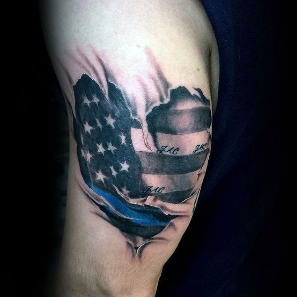 Best 25 American Flag Tattoos Ideas On Pinterest Ideas And Designs