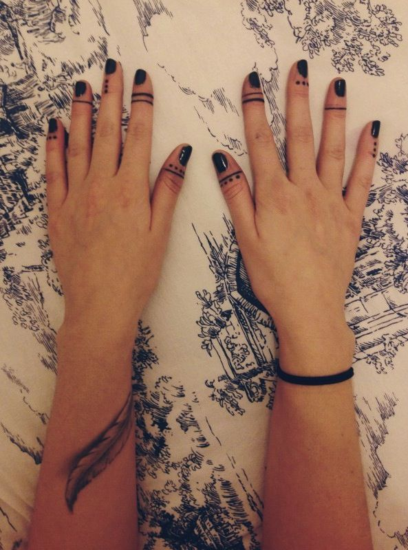 62 Best Dots Tattoos Images On Pinterest Dot Tattoos Ideas And Designs