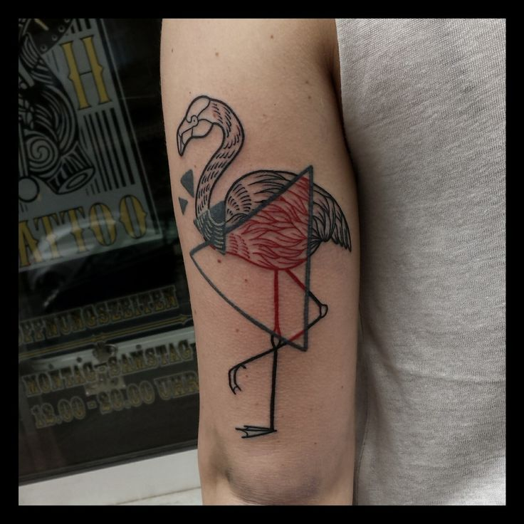 303 Best Flamingo Tattoo Images On Pinterest Flamingo Ideas And Designs