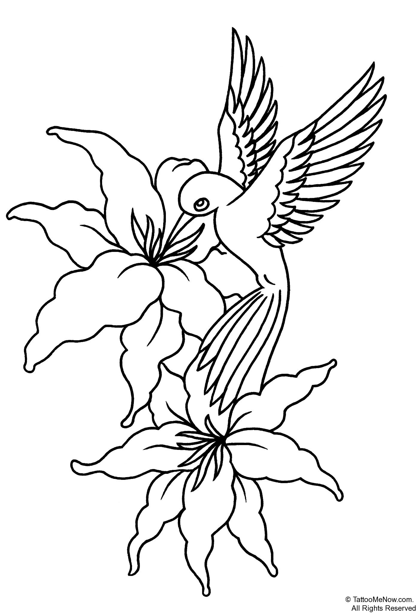 Flower Stencils Printable Your Free Printable Tattoo Ideas And Designs