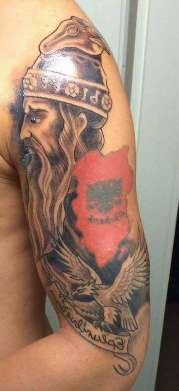 Albanian Tattoos Facebook Proud To Be Albanian Ideas And Designs