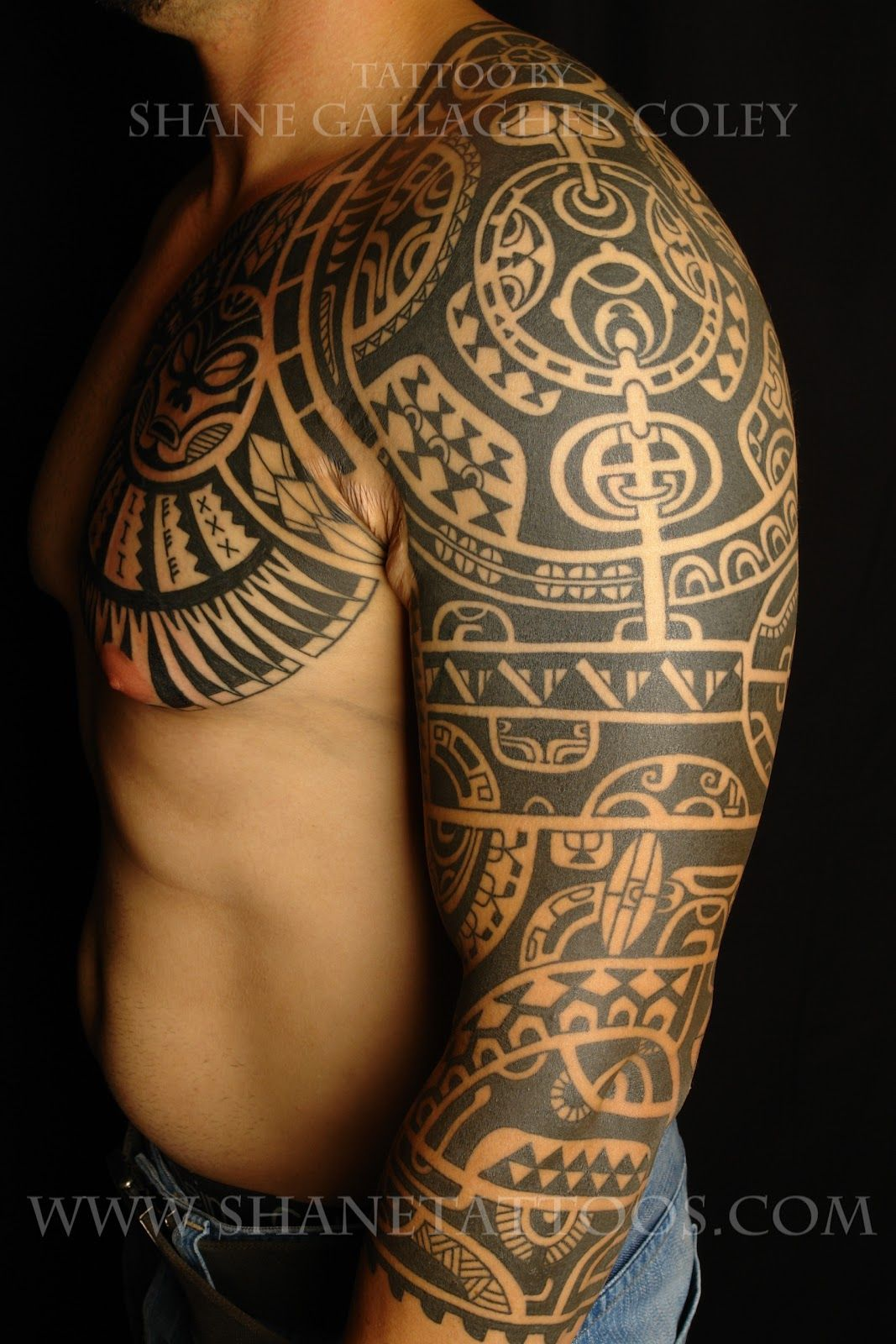 Pin Shane Tattoos Rendition Dwayne The Rock Johnson Tattoo Ideas And Designs