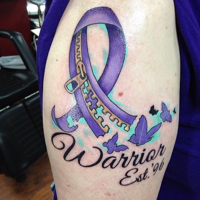 130 Inspiring Br**St Cancer Ribbon Tattoos March 2019 Ideas And Designs