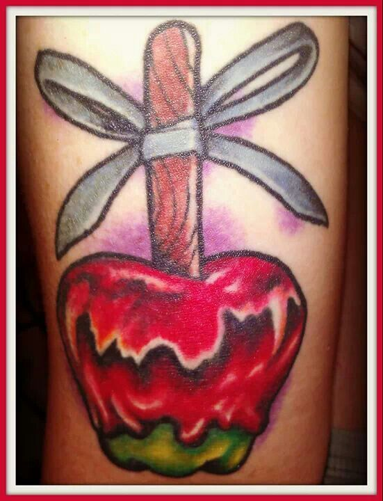 Candy Apple Tattoos Candy Apple Tattoo Candy Apple Ideas And Designs