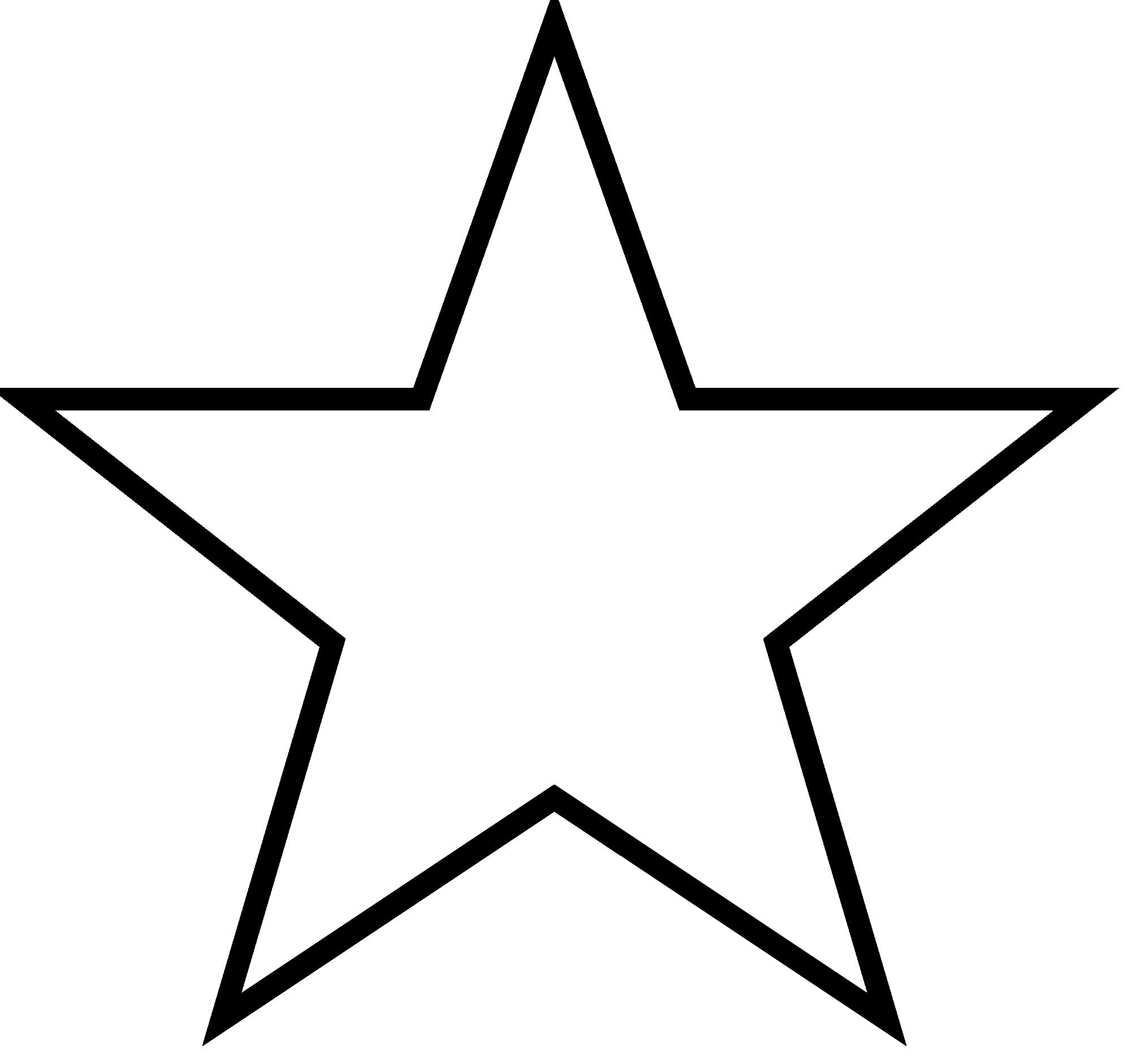 5 Point Star Outline Thatswhatsup Elias Tattoo Ideas And Designs