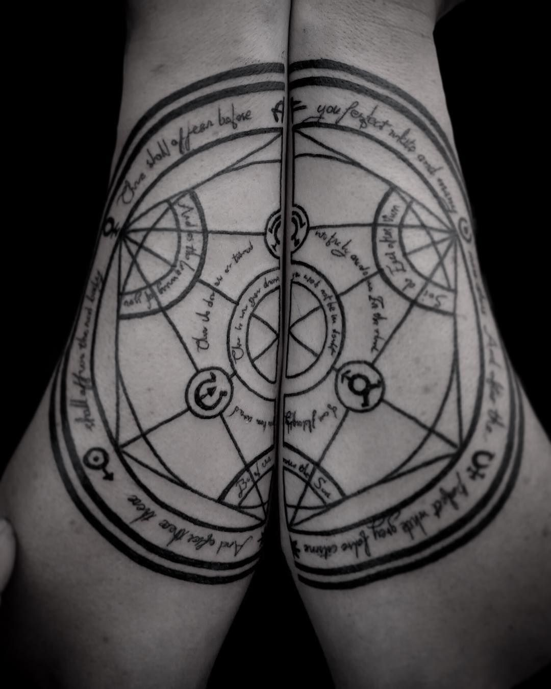 Fun Doing This Alchemy Spell Witchcraft Wicca Tattoo Ideas And Designs