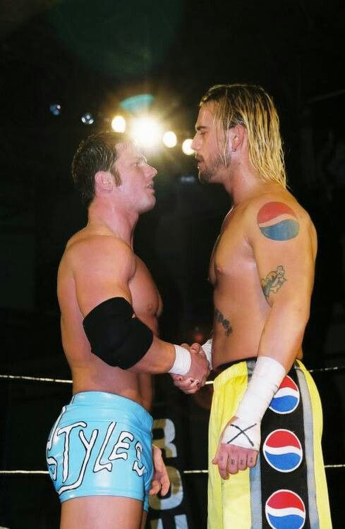 Young Aj Styles And Cm Punk ★X☆Sexy Cm Punk☆X Ideas And Designs