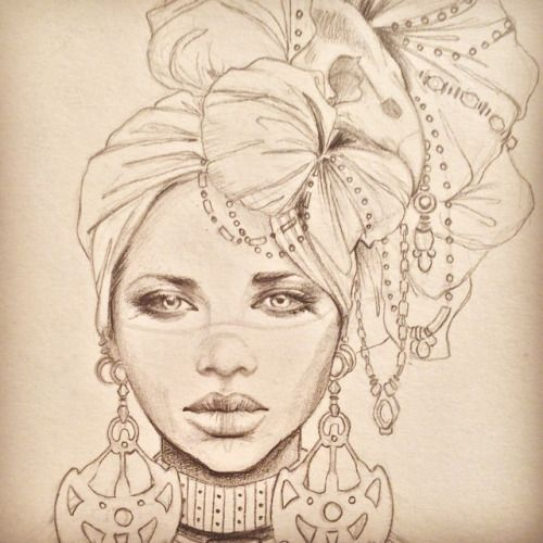 Image Result For African Queen Tattoo Tattoos African Ideas And Designs