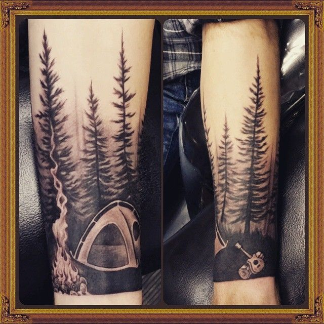 Image Result For Black And White Rocky Mountain Tattoo Ideas And Designs