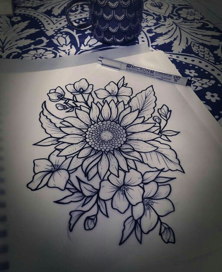 Image Result For Flower Tattoos Future Artwork Tattoos Ideas And Designs