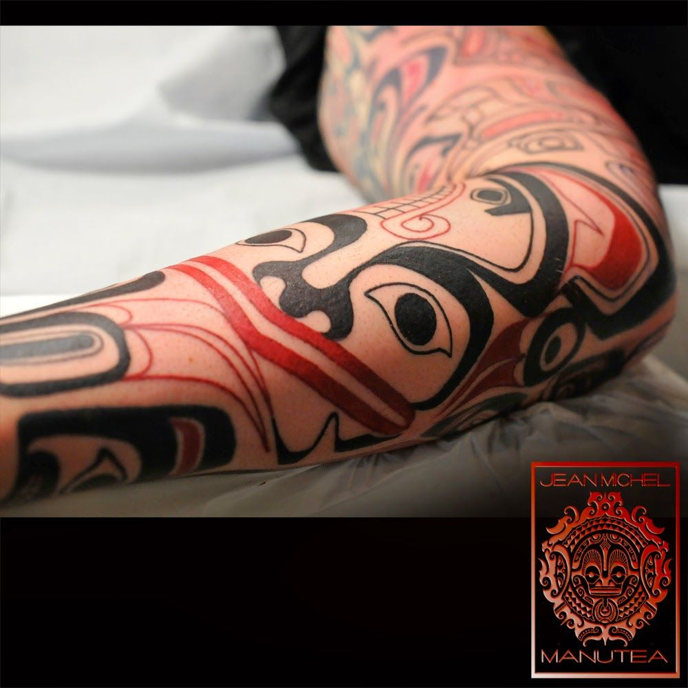 Taino Indian Tattoos The Timeless Style Of Native Ideas And Designs
