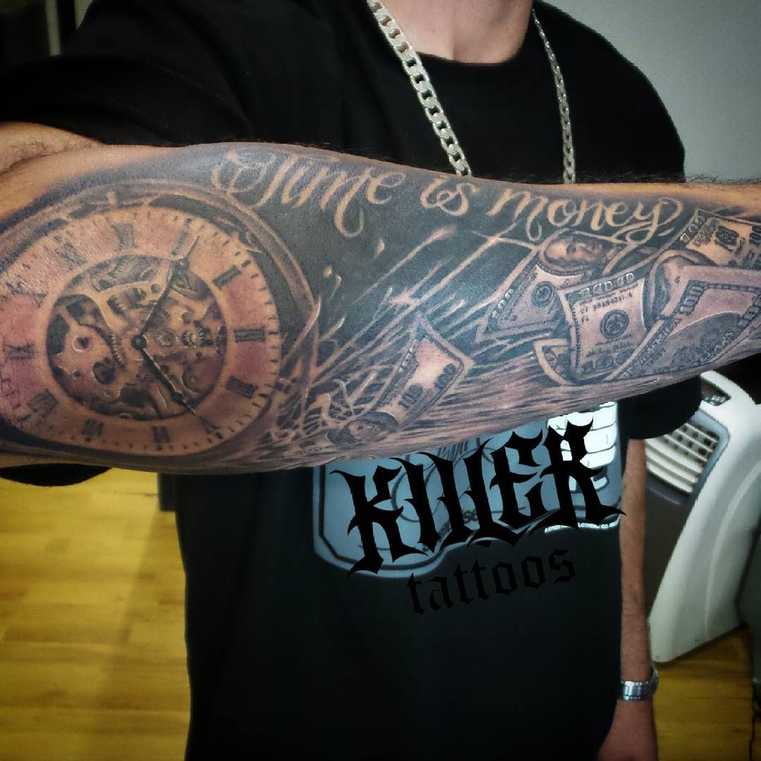 Pin By Top World Tattoo On Top Worlds Tattoos Money Ideas And Designs