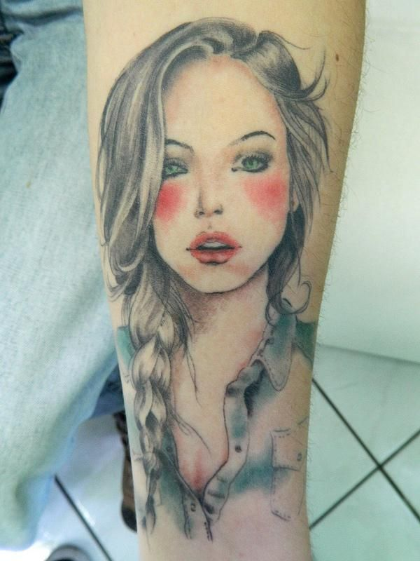 50 Amazing Girl Tattoo Designs Tattoo Ideas Pin Up Ideas And Designs