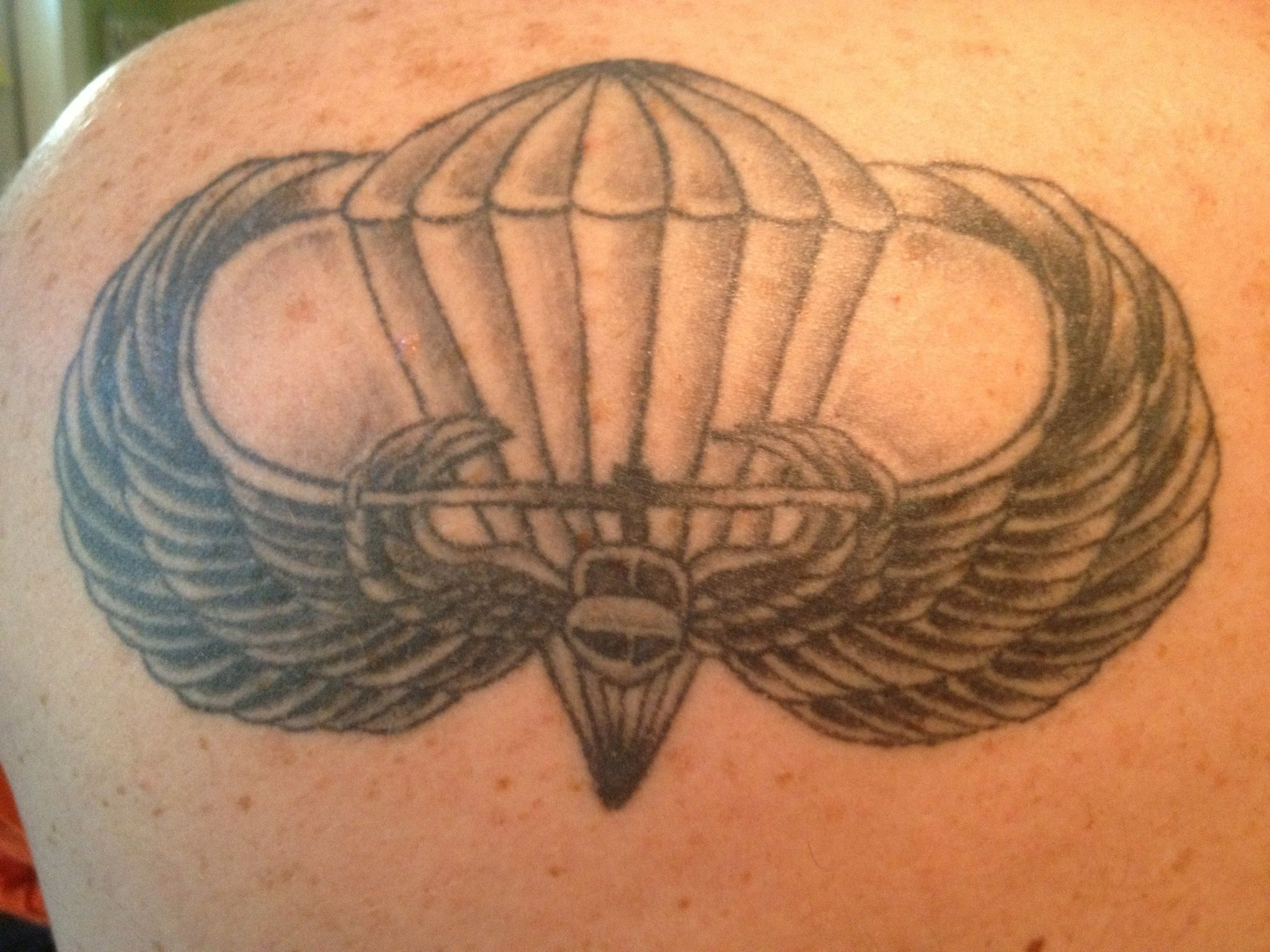 Airborne Air Assault Tattoo Ideas And Ink Tattoos Ideas And Designs