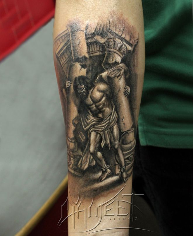 Image Result For Samson Bible Tattoo Tattoo Ideas Ideas And Designs