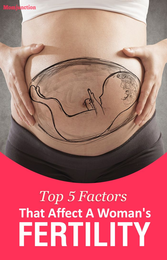 Top 5 Factors That Affect A Woman S Fertility Maybe Baby Ideas And Designs