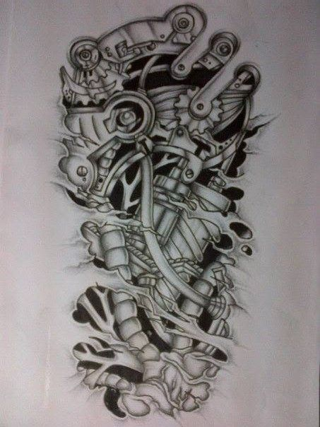 Pin By Jude Aucoin On New Tattoo Biomechanical Tattoo Ideas And Designs