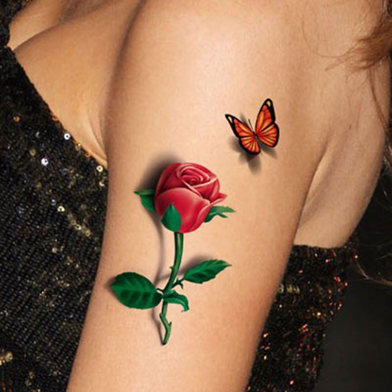 Compare Prices On Butterfly Tattoo Stencils Online Ideas And Designs