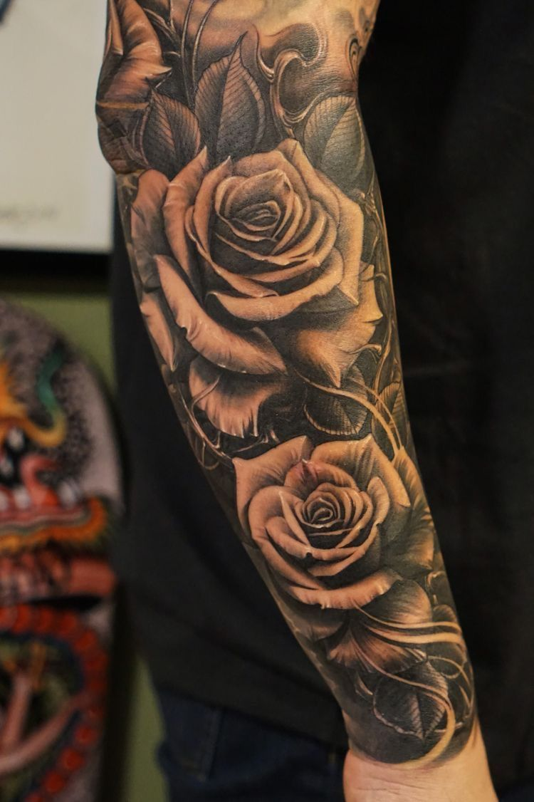 5 Reasons Why You Should Get A Tattoo Tats Sleeve Ideas And Designs