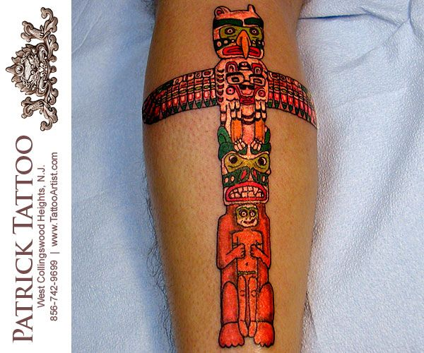 Totum Pole All Rights Reserved © 1998 2013 Tattooartist Ideas And Designs