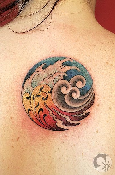 4 Elements Avatar Tattoo Put This In A Triangle To Ideas And Designs