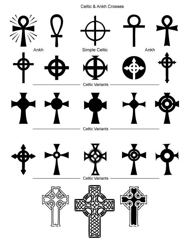 Celtic Crosses … Ireland Saint Patrick S Day Ideas And Designs