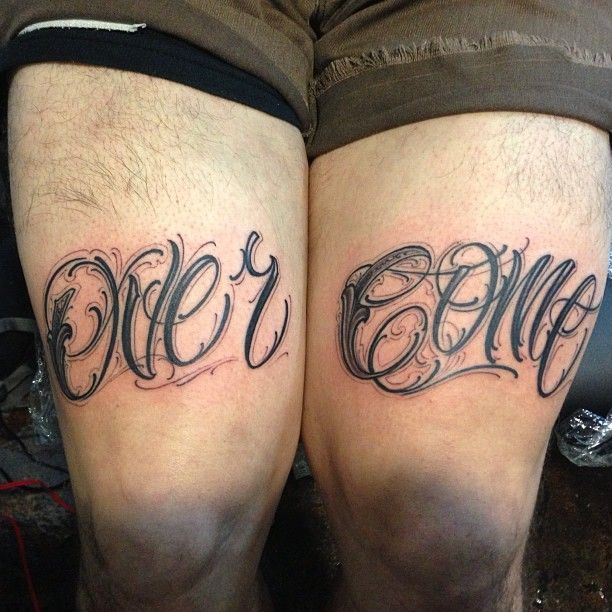 Big Meas Tattoo Lettering Master Dayton Oh Tattoos Ideas And Designs