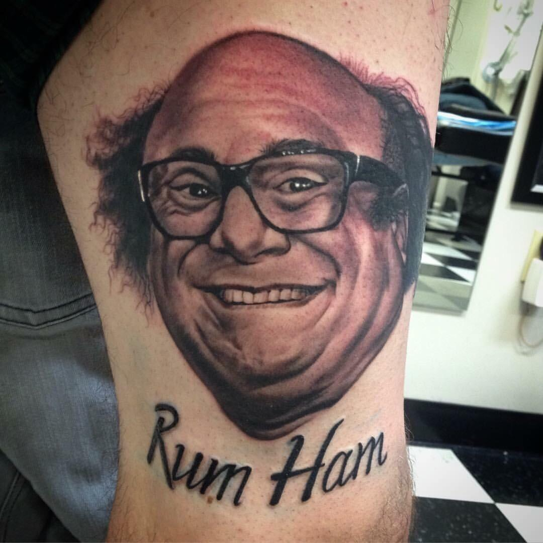 R*M Ham Done By Me Stephan Karlisch At 717 Tattoo Ideas And Designs