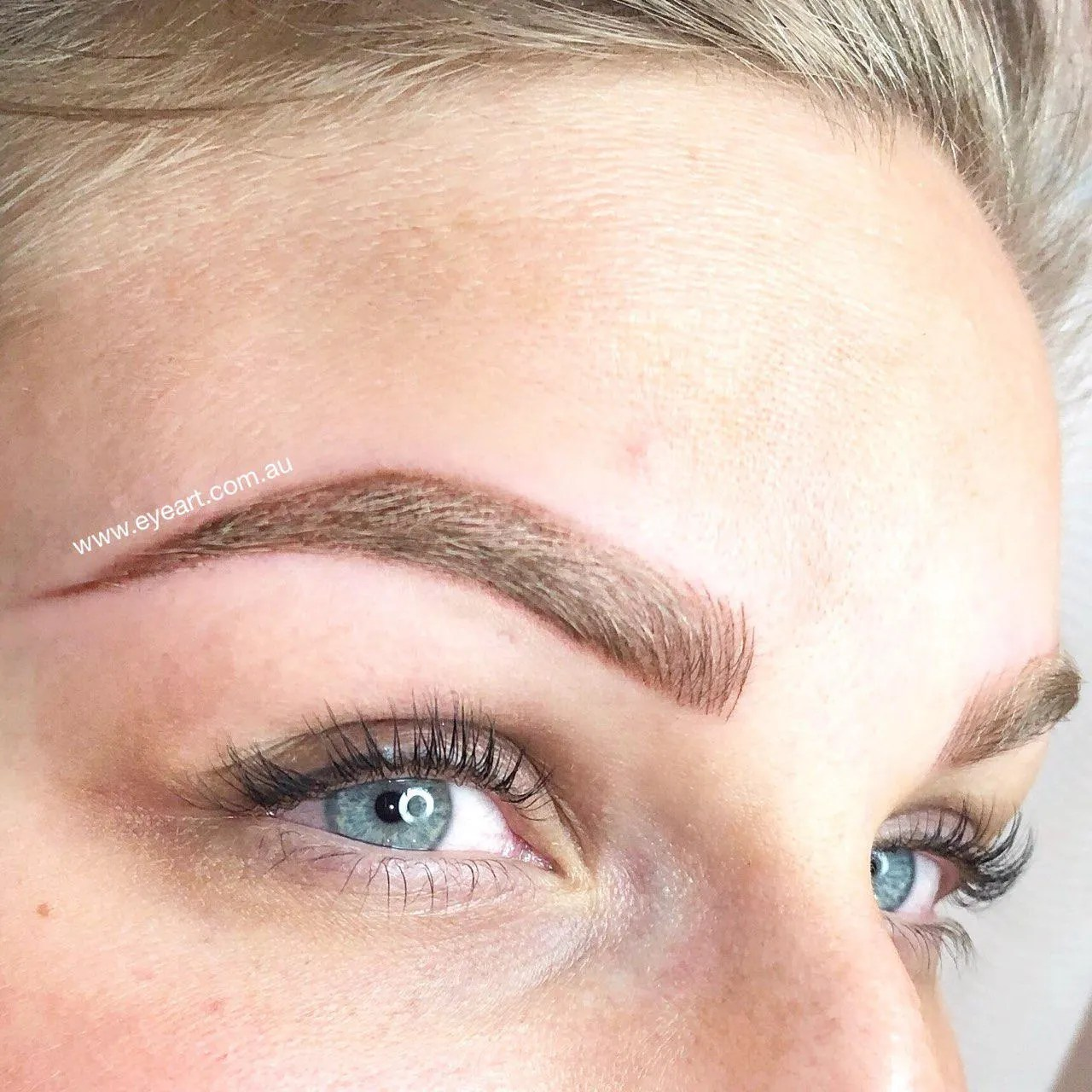 Eyebrow Tattoo Removal Correction Freckle Tattoo Ideas And Designs