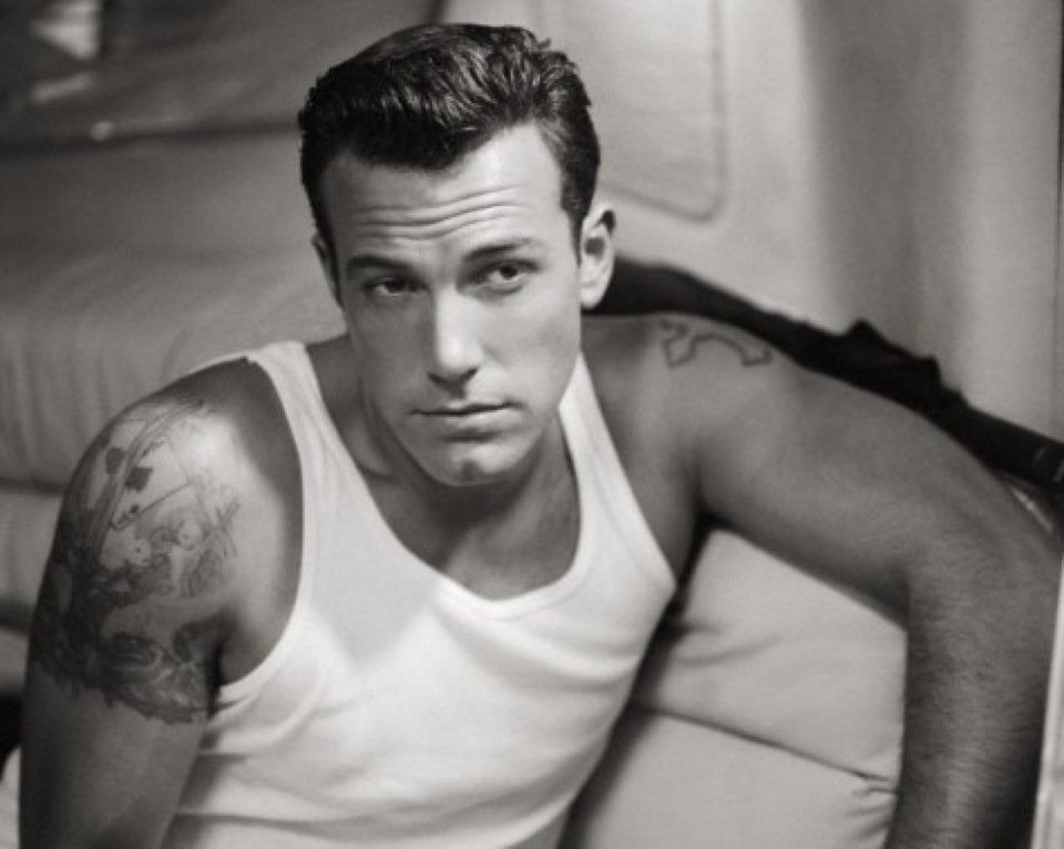 Ben Affleck Tattoo Kids And Brother Ideas And Designs