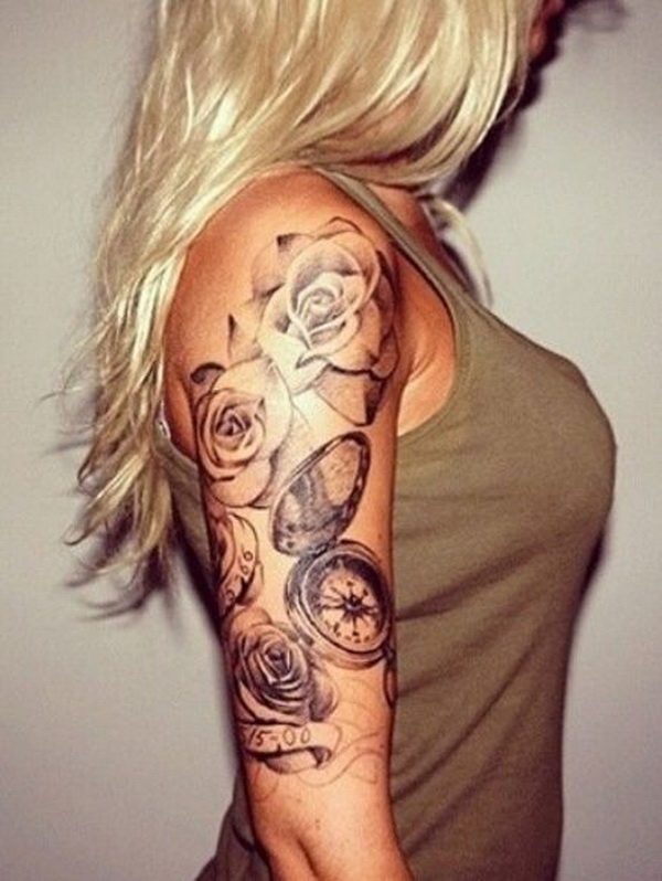 30 Cool Sleeve Tattoo Designs For Creative Juice Ideas And Designs