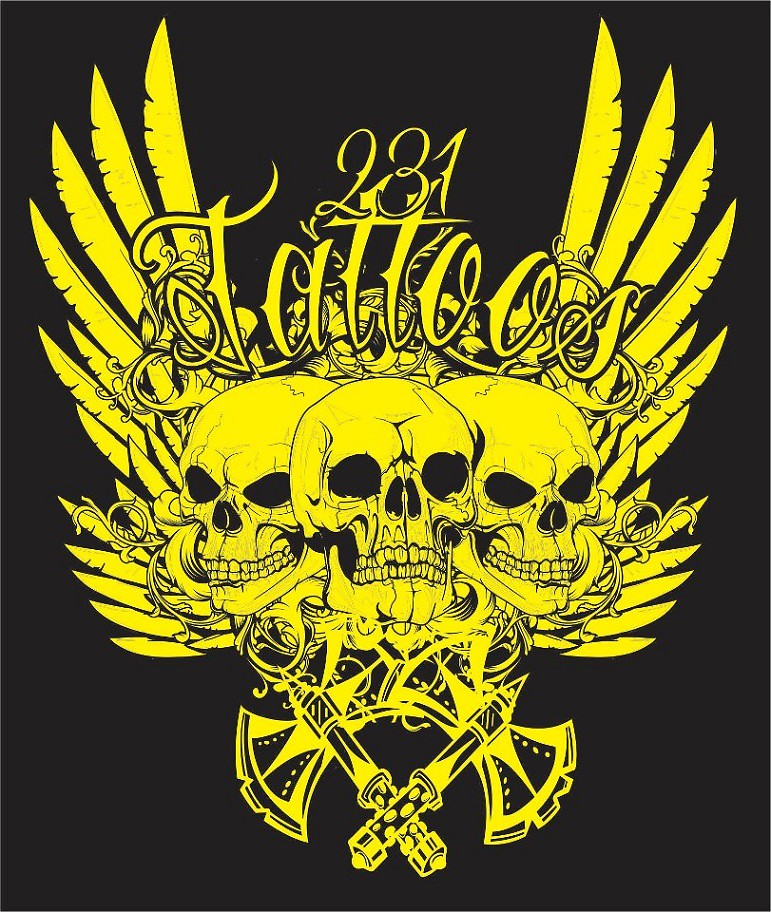 231 Logo 231 Tattoos Panama City Florida By Jeff Ideas And Designs