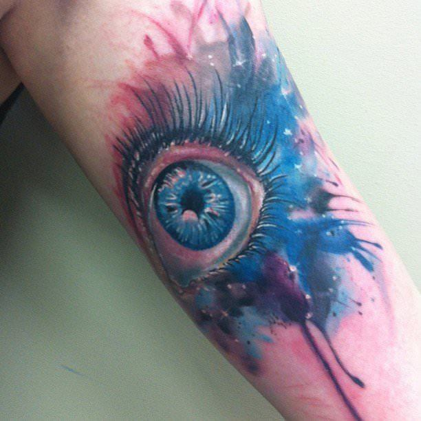 Tattoo Artist Mel Wink Brings Artistic Flair To Body Ink Ideas And Designs