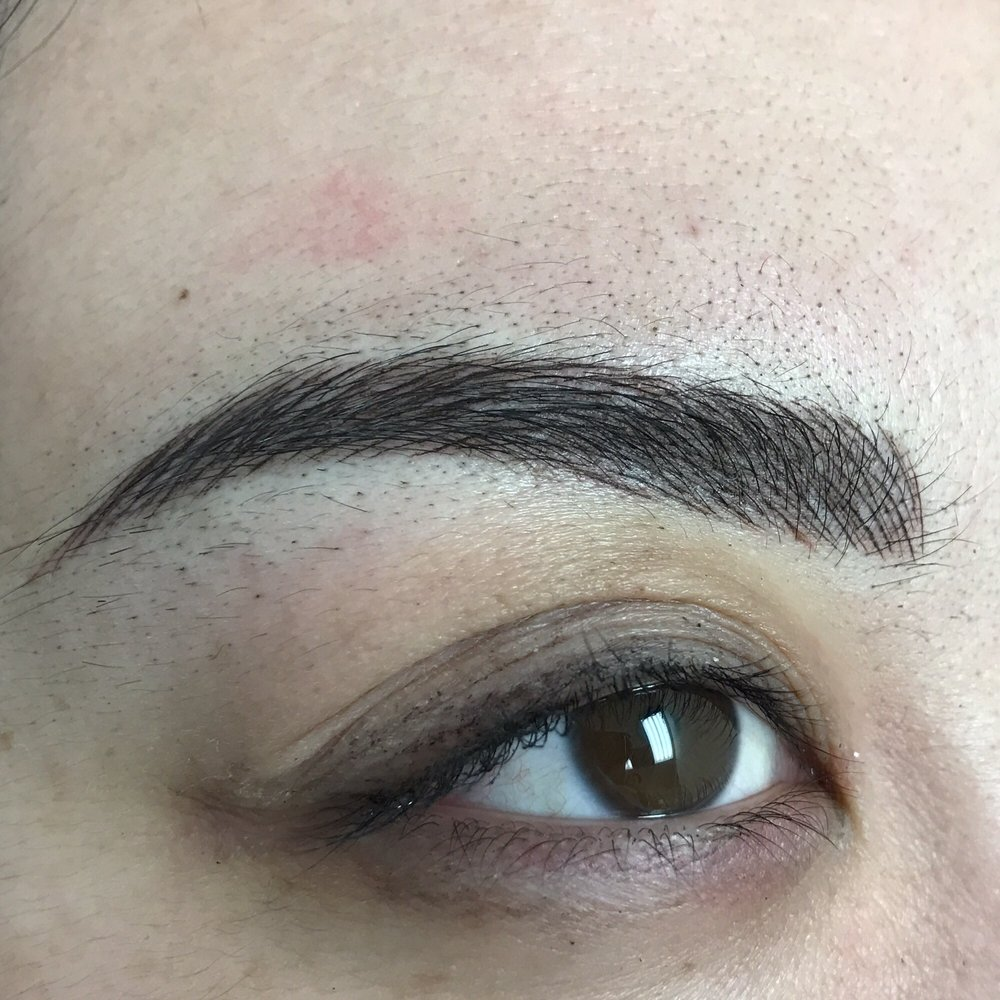Lisa Did The 3 D Eyebrows Yelp Ideas And Designs