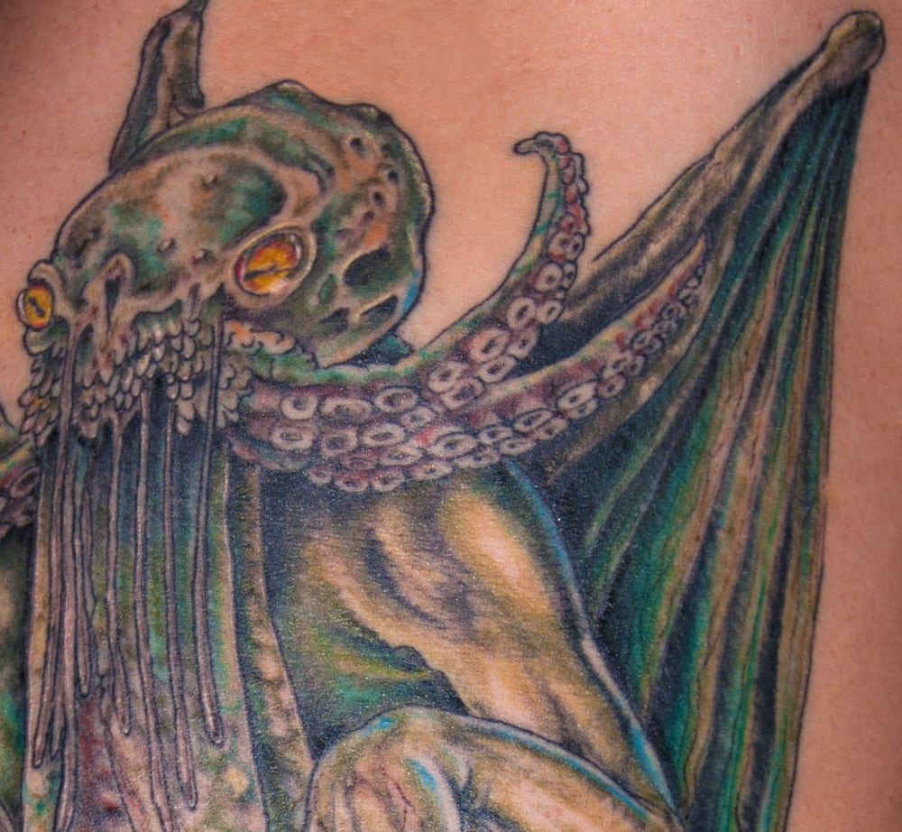 Cthulhu By Josh Kimbrell Yelp Ideas And Designs