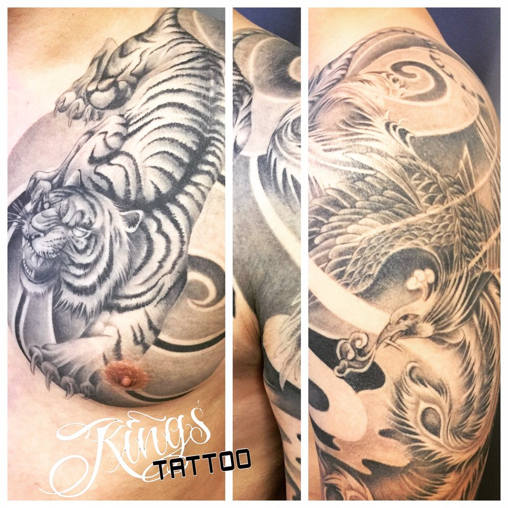 Kings Tattoo 215 Photos 34 Reviews Tattoo 1715 Ideas And Designs