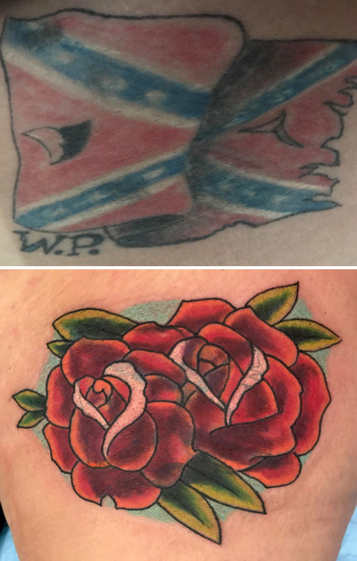 You Can Now Remove Your R*C*St Tattoos For Free At This Ideas And Designs
