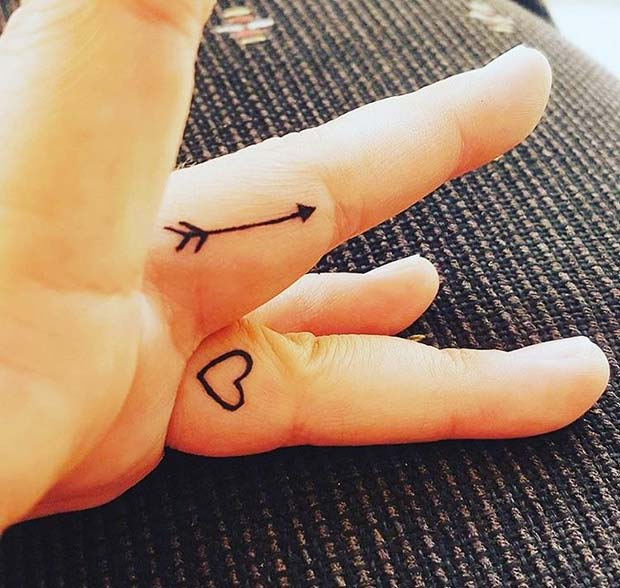 43 Inspiring Arrow Tattoo Ideas For Women Page 2 Of 4 Ideas And Designs