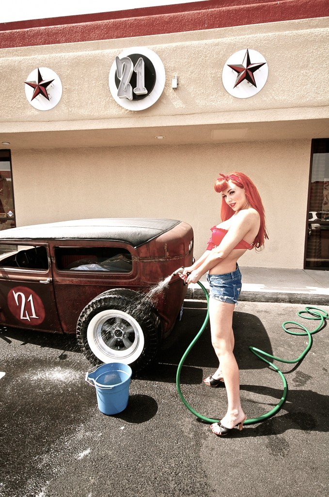 Tattoos Rat Rods Hot Ch*Cks Ideas And Designs