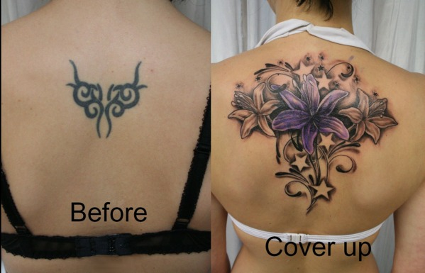 Amazing Tattoo Cover Ups Ideas And Designs
