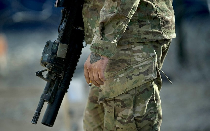 Army Looking At Relaxing Rules On Tattoos On New Recruits Ideas And Designs