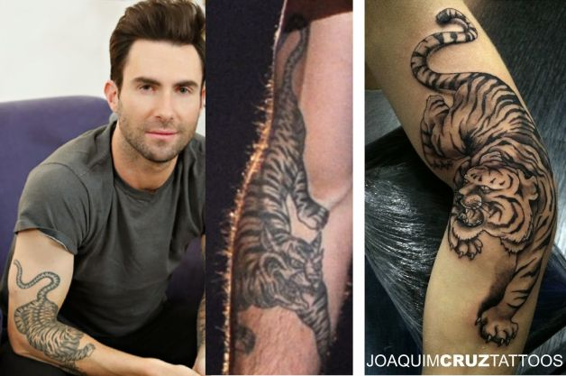 Tiger Tattoos Archives All Tattoos For Men Ideas And Designs