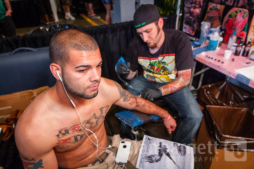 Visionary Tattoo Festival – Close Crop Ideas And Designs