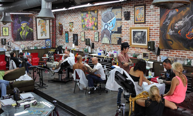 10 Of The Best Tattoo Parlors In The U S Highsnobiety Ideas And Designs