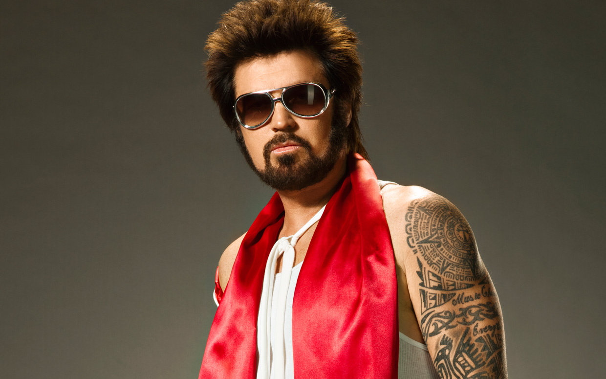 Are Billy Ray Cyrus' Tattoos Real In Still The King Ideas And Designs