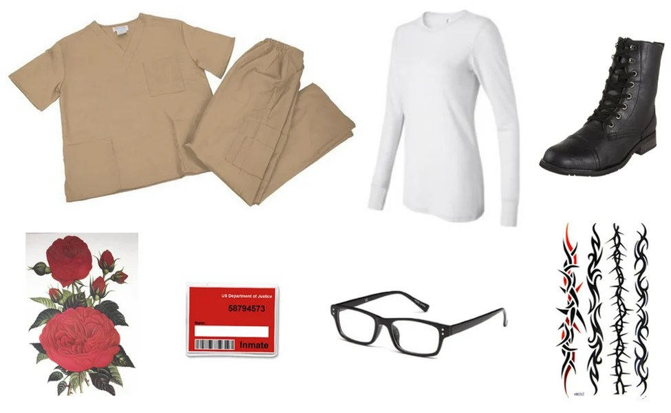 Alex Vause Carbon Costume Diy Guides For Cosplay Ideas And Designs