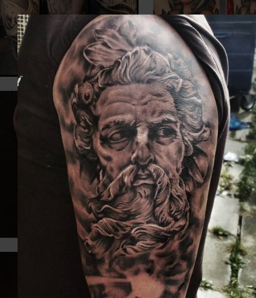 50 Greek Tattoos Inspired From Ancient Mythology 2018 Ideas And Designs